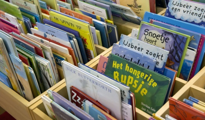 prentenboeken bibliotheek